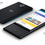 「BlackBerry PRIV」物理キーボードを搭載したハイスペックスマホを紹介